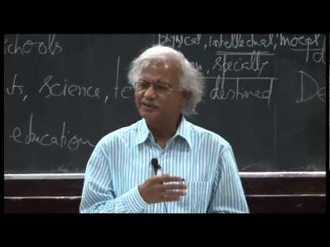 Mod-01 Lec-21 Education-I: Concept of education?