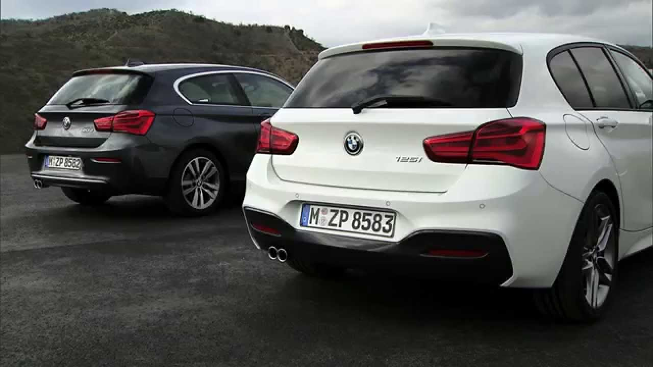 bmw 1 series f20 f21 lci facelift 2015 youtube. Black Bedroom Furniture Sets. Home Design Ideas