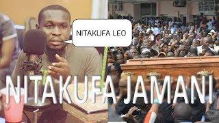 Huwezi Amini, GODZILLA alivyo Jitabiria Kifo Kama Kanumba, Kumbe Alijua Yote