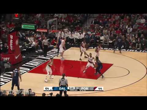 Dallas Mavericks vs Portland Trail Blazers | Full Highlights | Dec 21, 2016 | 2016-17 NBA Season