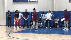 L.Y.E Academy - Hot Shower - Chance the rapper