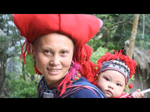 Vietnam Culture: Ethnic minority groups in Sapa, Lao Cai, Vietnam