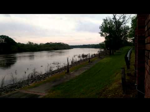 Ouachita River, Columbia, Louisiana, 4-7-2015