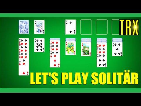 Richtig Solitär spielen