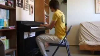 Ni Yao De Ai (The Love You Want) Piano Cover