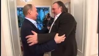 Саранский индивидуальный предприниматель Жерар Депардье