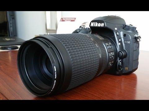 TESTING NIKKOR AF-S 70-300 MM F/4.5-5.6g lens with a Nikon D750