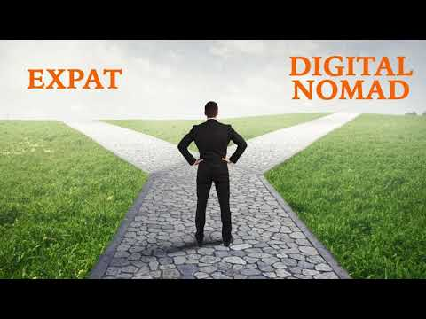 Ep 86: Expat or Digital Nomad