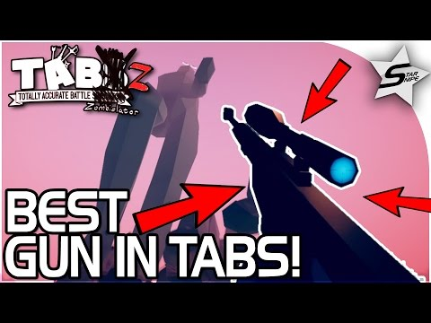 ROOFTOP SHOOTOUTS! - BEST Gun in TABZ, MILITARY SNIPER Location - ONE Shot ONE Kill! - TABZ Gameplay