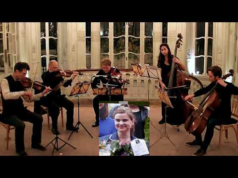 Lament for Jo Cox for Strings by Michael Maxwell Steer