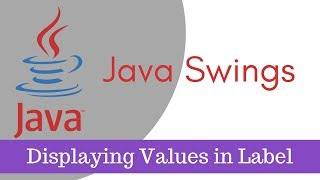 Java tutorial [Java Swings] - Displaying MySQL database values in a label Part 5
