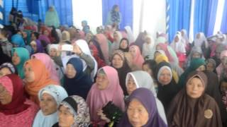 Hadroh Putri Pondok Pesantren Nurul Hidayah Pusat