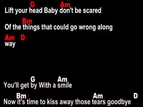 With A Smile by The Eraserheads  Lyrics plus Chords