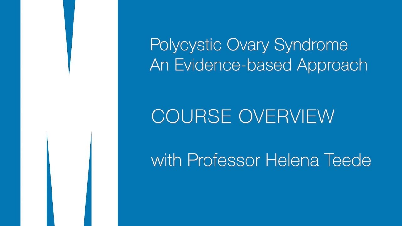 Evidence-led PCOS Treatment & Diagnosis - Online Course