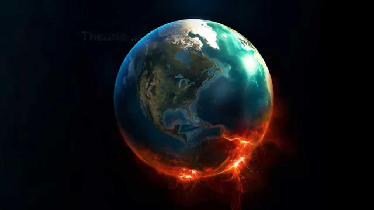 Erde Entstehung