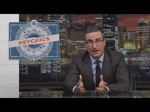 Psychics: Last Week Tonight with John Oliver (HBO)