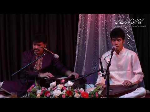 Ghulam Hasan Khan at The Music Room, London (Raag Shudhh Kalyan)