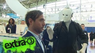 Der kleine Mann auf der Hannover Messe: TTIP