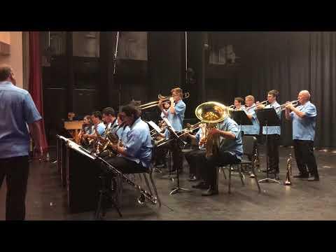 SSC Jazz Ambassadors at Lake Brantley High School April 27, 2018