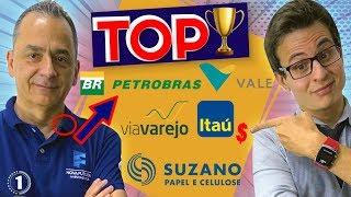 🤑 5 melhores ações de 2019 para ficar RICO com a REFORMA DA PREVIDÊNCIA 🤑