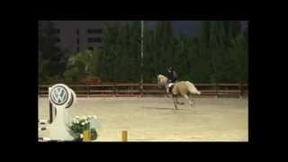 Aina con Wilma. CSN Real Club de Polo de Barcelona. 5 Octubre 2012