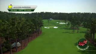 course flyover augusta national golf club s 2nd hole