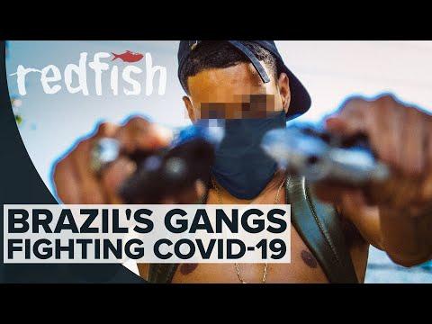 Favela Lockdown: Brazil's Gangs Fighting COVID-19