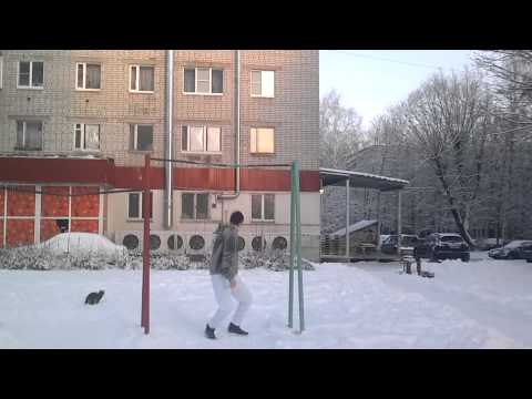 Трейлер Gimbarr en Ryazan Winter.