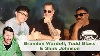 Post Sesh Interview w/ Brandon Wardell, Todd Glass & Slink Johnson | Getting Doug with High