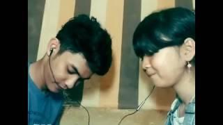 Gurauan Berkasih Duet Terbaik Bersuara Emas Iky_Bugis ft Adiknya. Mp3