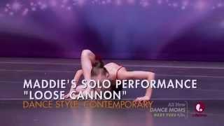 Dance Moms - Maddie Ziegler - Loose Cannon (S5, E25)