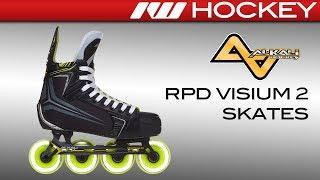 Alkali RPD Visium 2 Skate Review