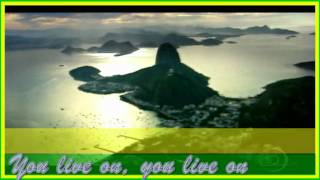 Rio de Janeiro 2016 Olympic Games Theme