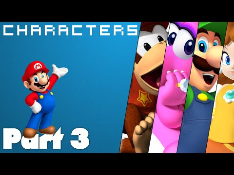 Mario Kart 9 - Ideas & Predictions - Part 3 (Characters)