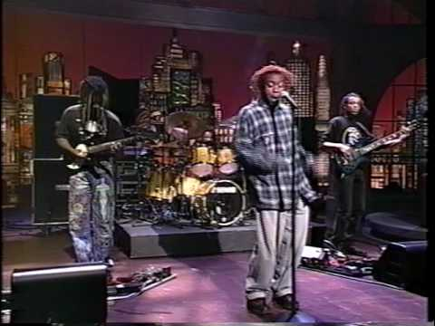 Living Colour - Ignorance Is Bliss (live)