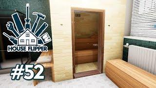 House Flipper #52 - Let's Play - Speed-Video: Haus mit Sauna - [deutsch]