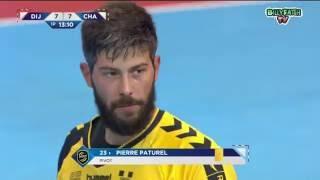 Dijon VS Chambéry Handball Coupe de la Ligue 2016 2017 16e de finale