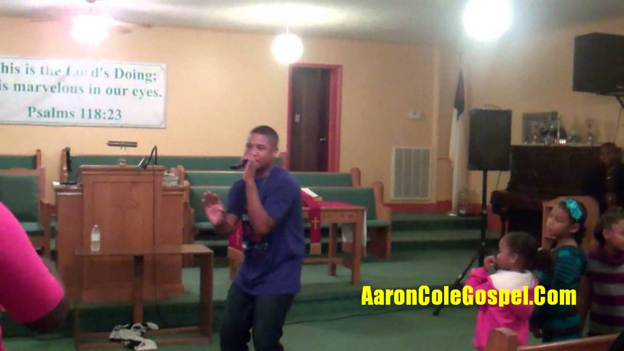 Aaron Cole - Soldier - Powerful New Life C O G I C