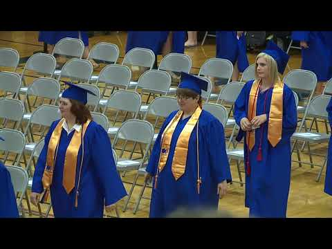 2018 Randolph Community College Graduation