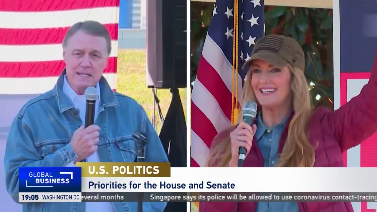 Political journalist on the U.S. Senate runoff election in Georgia