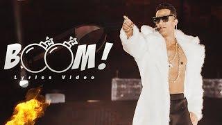 Mohamed Ramadan - BOOM [ Lyrics Video ] -