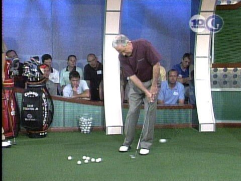Dave Stockton on Chipping