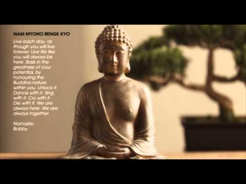 Nam Myoho Renge Kyo - 1 Hour Daimoku - 南無妙法蓮華經 - Namu Myōhō Renge Kyō - Chanting