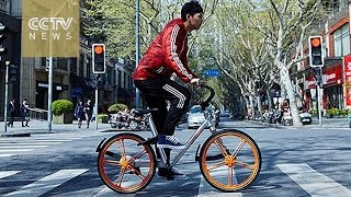 Mobike: Mobile app makes bicycles trendy again