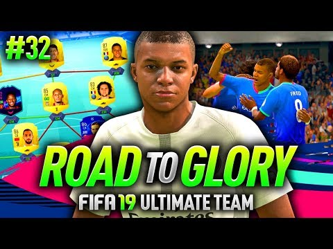FIFA 19 ROAD TO GLORY #32 - MBAPPE IS AWESOME!