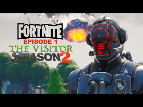Download THE VISITOR ARRIVAL (Fortnite Short Film S2:E1)