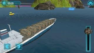 Oil Tanker Ship Simulator Level 11-15 Mobile/Tablet Game