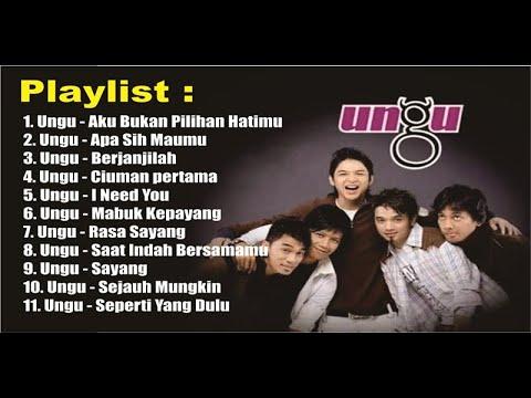 UNGU - Lagu Pilihan UNGU - Lagu Era 2000an