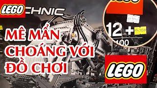 My King Dom - Choáng với các món đồ chơi LEGO giá tới 17.000.000, Vương quốc đồ chơi