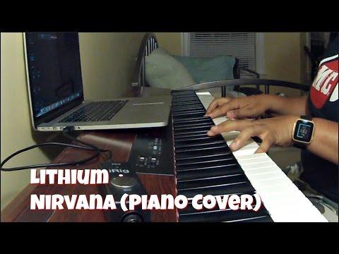 Nirvana- Lithium (Piano Cover)